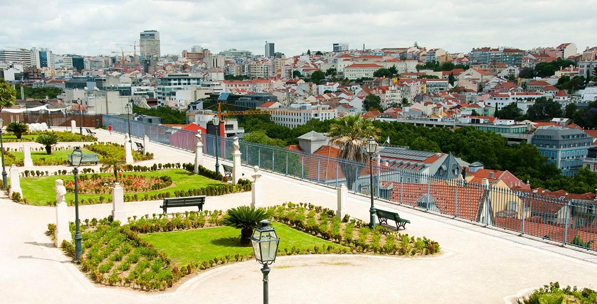 jardim da Lisboa Capital Verde Europeia