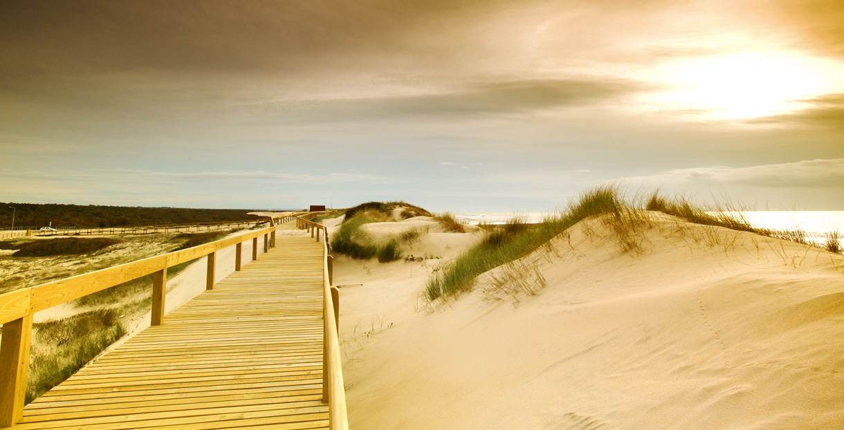 Passadiços da Praia da Vagueira