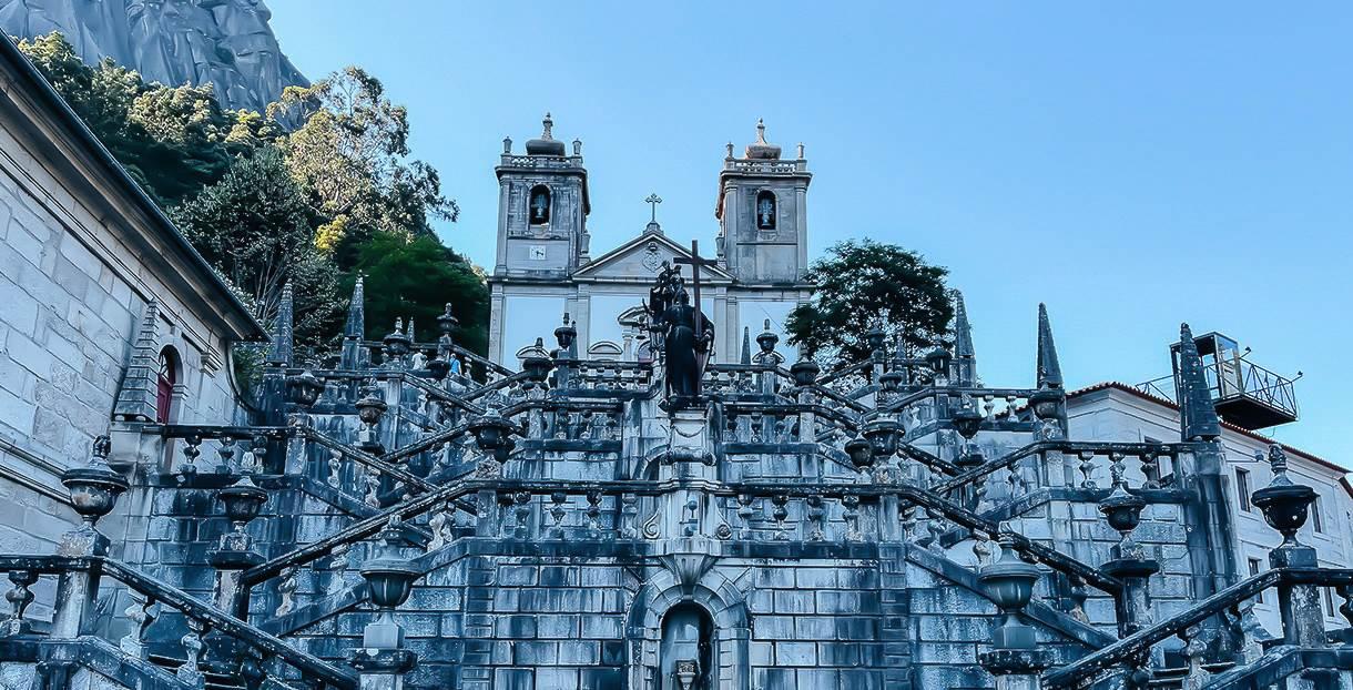 Santuário Nossa Senhora da Peneda